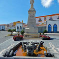 Main square in Velas