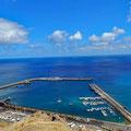 Port und Marina of Porto Santo