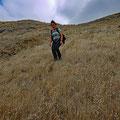 Trackless hiking