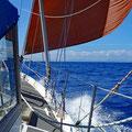 Speeding with 6 knots :-)