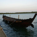 Nyd Tveir - a replica of a 1'700 year old viking boat