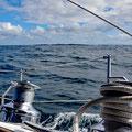 Nice sailing day around Slane Head
