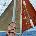 Sailing from Sao Miguel to Terceira - wind from behind