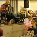 Ceilidh in Port Ellen with music...
