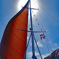 Sailing to the Ilhas Desertas