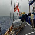 Sailing to Terceira