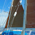 Putting full sails