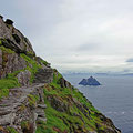 View to the Little Skellig Island