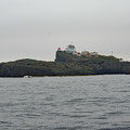 Lighthouse on the south corner to Skudeneshavn