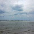 Happy Kiter (30 knots of wind)