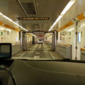 Eurotunnel below the ocean to the UK
