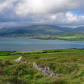 View back to Dingle