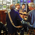 Jam-session in one of the many pubs in Skibbereen