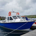 Traveling with this tourboat to the Skelligs Island