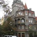 Jüdisches Palais an der Hohen-Synagoge