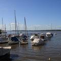 Le port de Colòn sur le Rio Uruguay