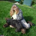... juhu ... alles auf die Hunde-Omi Marion ...