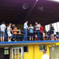 Fituesit e lojes shperblyese, bileta avioni Bern-Prishtine ofruar nga Unotop, Biel, z. Afrim Tifeki