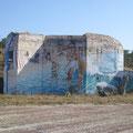 Un Bunker repeint aux couleurs de la station