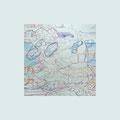 220414 - 2014 - Buntstift - 50 cm x 50 cm