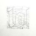 240914 - lol - 2014 - Bleistift - 50 cm x 50 cm