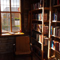 Bücherhaus innen