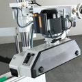 Vorschubapparat PV 84: 4 Rollen, 8 Geschwindigkeiten