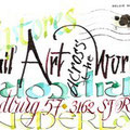 Mail Art Accross the World Paray-le-Monial