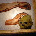 Pintura para vidrieras Religiosas