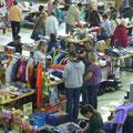 Unser Hallenflohmarkt in der Taunushalle