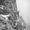 Piaz sulla famosa parete Sud della Marmolada