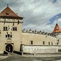 Château de Kezmarok en Slovaquie