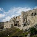 Châteu fort de Spisské Podhradie