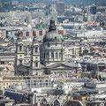Budapest vue depuis la Citadelle