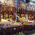 Le marché de Budapest et son paprika...