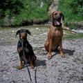 Adina und Nala