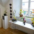 Ikebana-Ausstellung  -  GALERIE C / Ansicht 03