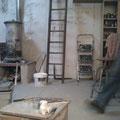 Notre atelier à Vallauris