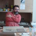 Section Jeunes Créateurs à Vallauris