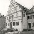 Das alte Gymnasium wurde saniert und zu einem sehenswerten Heimatmuseum umgestaltet
