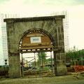 SKF-Tor aus der Schrammstraße 1999