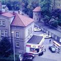 Esso-Tankstelle (Ringgaragen) 1987