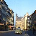 Spitalstraße im Februar 1959