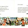 Einladung zum SKF Wiesenfest 1961. Innenseiten. © SKF Group