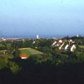 Blick von der Peterstirn im Juni 1959
