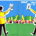 Einladung zum SKF Wiesenfest 1965. Vorder- und Rückseite. © SKF Group