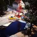 1979 - Bau Marienbachbrücke