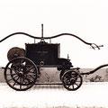 Alter Feuerwehrwagen Oberndorf