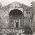 Synagoge Ruine