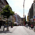 Rückertstraße am 06.07.2008
